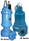 Barnes Non-Clog series of pumps
